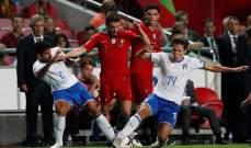 ميشيل أوفا: هدف إيطاليا الوصول إلى المربع الذهبي