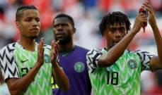 لاعبو نيجيريا يهدّدون بعدم خوض مباراة غينيا
