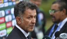 الباراغواي تعين أوسوريو مدربا للمنتخب أملا في نقل نجاحه المكسيكي