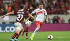 الدوري البرازيلي: فلامنغو يعزز صدارته بالفوز على إنترناسيونال