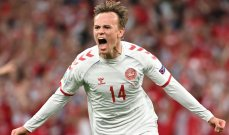 """كأس أوروبا: دامسغارد محارب الـ """"فايكينغ""""... بمهارة برازيلية"""