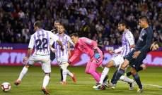 ريال مدريد يعود لسكة الانتصارات بعد مباراة عصيبة امام بلد الوليد