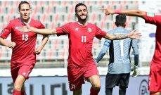لبنان تجاوز سيريلانكا باقل الاضرار وتنتظره مواجهة صعبة امام تركمنستان