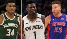 لاعبو NBA يكتفون بالتبرع بالاموال لموظفي منشأتهم ويمتنعون عن مساعدة ضحايا كورونا