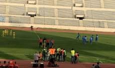 خاص: مشاهدات من مباراة العهد وشباب الساحل