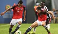 عبد الشافي جاهز للمشاركة مع مصر أمام المغرب