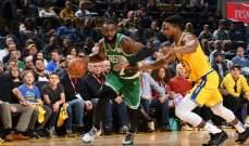 NBA: بوسطن سيلتيكس اول فريق يصل الى الفوز العاشر على التوالي هذا الموسم