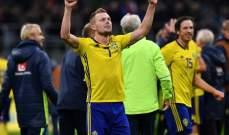 السويد تخطف الانتصار امام كوريا الجنوبية