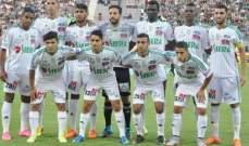 لاعبو الرجاء المغربي يرفضون خوض التدريبات