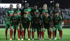 الدوري السعودي: الشباب يفوز على الاتفاق والرائد يسقط امام النصر