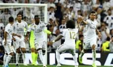 كاسيميرو غير راض عن التعادل بمعقل ريال مدريد