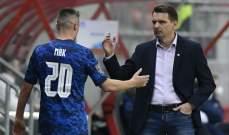 تاركوفيتش: المباراة امام روسيا جرت كما توقعت