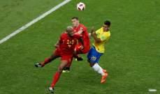 فيرمينو : الحظ لم يحالفنا امام بلجيكا وكورتوا حارس كبير