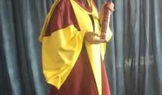 """جامعة كارديف البريطانية تمنح مي الخليل  """" الدكتوراه الفخرية """""""