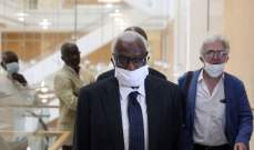 الادعاء العام المالي يطلب سجن دياك أربعة أعوام