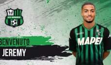 رسميًا: ساسولو يضم جيريمي توليان من دورتموند