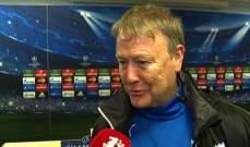 مدرب مالمو السويدي يستقيل من منصبه