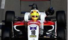 ميك شوماخر يعلن مشاركته في سباق ماكاو
