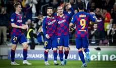 لاعبو برشلونة يرفضون خفض الرواتب رغم موافقة القادة الأربعة