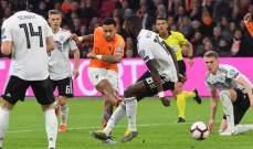 اهداف مباراة المانيا وهولندا الخمسة