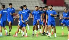 مدرب الكويت يختار تشكيلة الفريق لمواجهة الأردن