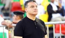 ايهاب جلال يشيد بمستوى لاعبي المصري خلال مواجهة قنا
