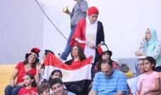 بطولة البحرين الدولية : مصر تهزم العراق وتحقق فوزها الثالث