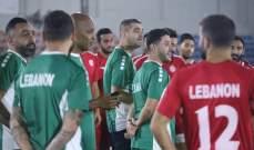 لاعب استرالي مع المنتخب اللبناني