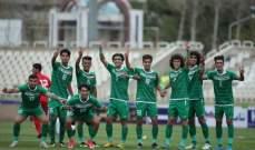 الاولمبي العراقي يسعى للفوز على إيران وتجاوز الحسابات المعقدة