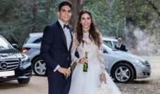 فيديو: بارترا يغني مع زوجته ميليسا