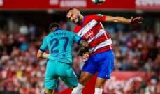 بيريز يقترب من تمديد عقده مع برشلونة