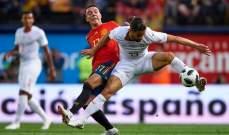 تونس تصمد 85 دقيقة امام الماتادور الاسباني وتسقط بهدف اسباس