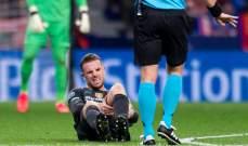ليفربول يخشى خسارة هندرسون لفترة طويلة