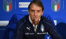 المدرب الإيطالي روبرتو مانشيني في السعودية.. قريبا