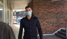 شيك يخضع للفحص الطبي مع ليفركوزن