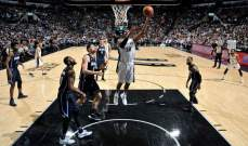 NBA: المعركة تشتعل على المركز الاخير في نهائيات المجموعة الغربية