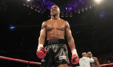 جوشوا: تايسون سيعود ويسيطر على الوزن الثقيل في الملاكمة