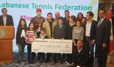 خاص - لويس باز : نريد الوصول الى نتائج عالمية في التنس
