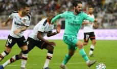 موجز المساء: ريال مدريد يستضيف فالنسيا، فيرنر لاعبا لتشيلسي، شقيقة رونالدو تدافع عنه واصابة بالكورونا في الدوري الانكليزي