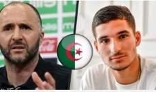 عوار يختار تمثيل منتخب الجزائر