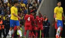بنما تحقق نتيجة تاريخية امام البرازيل بحضور نيمار