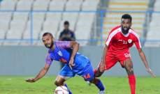 تعادل سلبي بين منتخبي عمان والهند في مباراة ودية