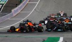 ترتيب الصانعين بعد نهاية الجولة الثامنة للفورمولا وان