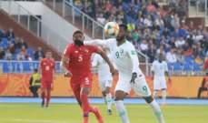 هدف السعودي فراس البريكان ثاني اجمل اهداف مونديال تحت 20 سنة