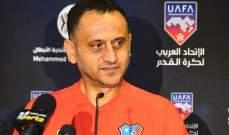 نادي الكويت يفسخ عقد المدرب حسام السيد بالتراضي