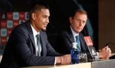 اريولا: سعيد للتواجد في ريال مدريد وكاسياس قدوتي