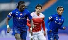 غياب الهلال عن التشكيلة المثالية للجولة الثامنة من الدوري السعودي