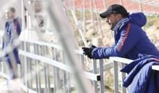 اتلتيكو مدريد يستعيد نجميه قبل الديربي