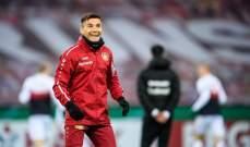 كأس المانيا: ليفركوزن يتفوق على اينتراخت فرانكفورت ويحسم تأهله