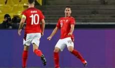 دوري الامم الاوروبي: المانيا تواصل خسارة بريقها بتعادلها امام سويسرا وخسارة اسبانيا